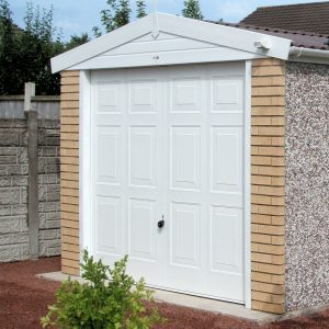 Concrete Garages Built