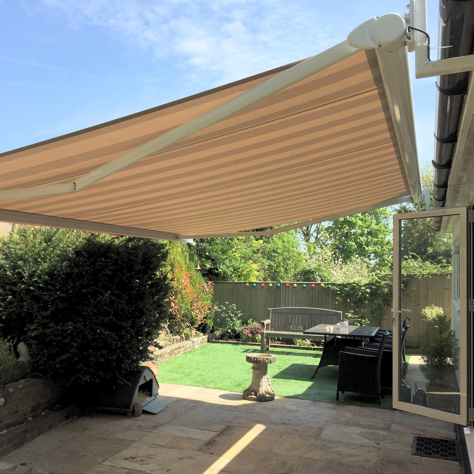commercial u0026 patio awnings eastbourne empire installations