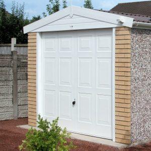 Concrete Garages Built