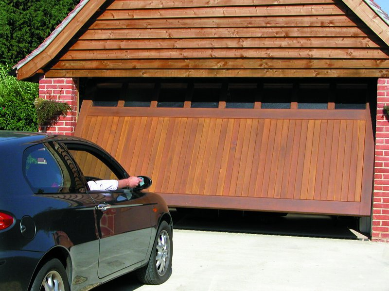 Timber Garage Doors West Sussex