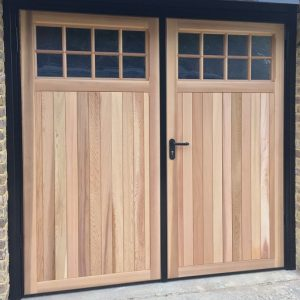 Side Hinged Garage Doors Sussex
