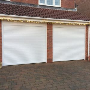 Roll Up Garage Door Lancing