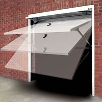 Newhaven Up & Over Garage Doors