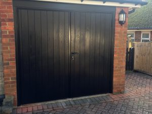 Side Hung Garage Door Newhaven